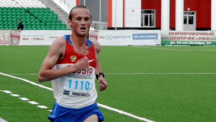 На марафоне в Перми в числе победителей оказался уфимец