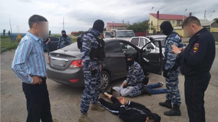 В Уфе задержали троих местных жителей, успевших трижды нарушить закон до полудня