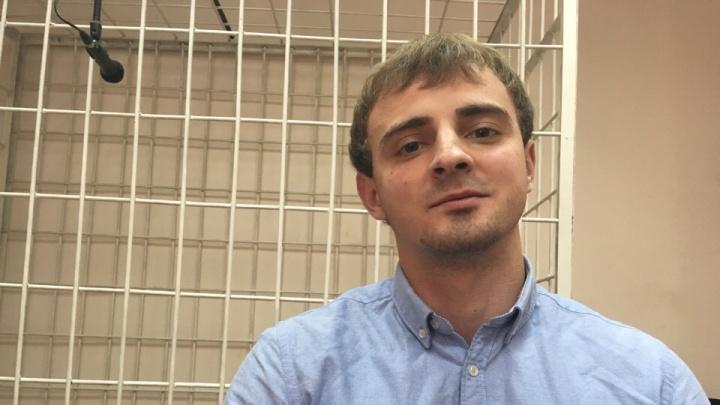 Бывшему полицейскому грозит 2 года колонии за стрельбу в «Баре 113»