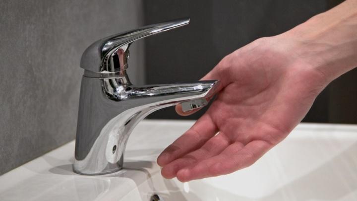 В Уфе отключат холодную воду в школе и частных домах