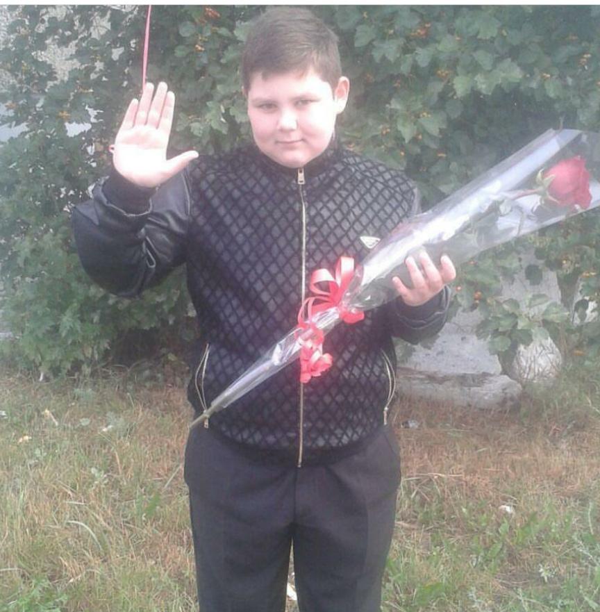 Давиду 11 лет. Его папа говорит, что обычно конфликты они решали мирно