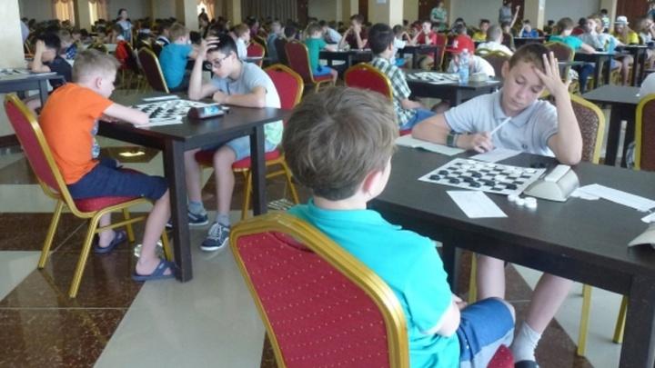 Юный уфимец завоевал три золота на первенстве России по шашкам