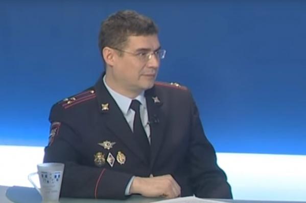 Дмитрий Габов служит в полиции порядка 25 лет
