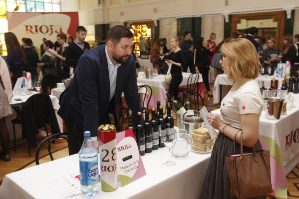 От каждой винодельни было представлено по 5–7 наименований вина разных стилей и цены