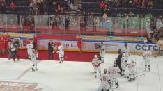 Нижегородцы взяли серебро на Матче звёзд КХЛ: смотрим, как играли хоккеисты «Торпедо» в Москве