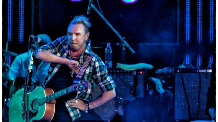 Главный хулиган отечественной рок-сцены выступит в Екатеринбурге