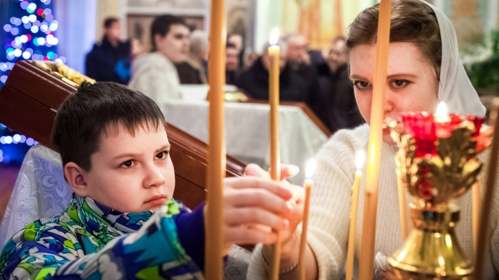 Сочельник на носу: в каких челябинских храмах и во сколько пройдут рождественские службы
