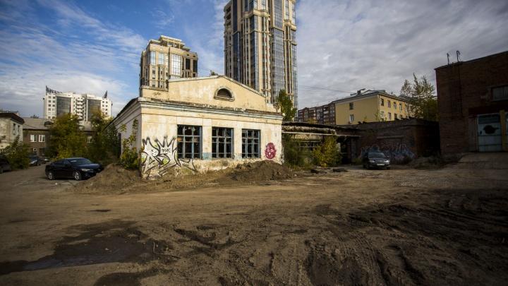 Пять зданий в тихом центре Новосибирска отдали под снос