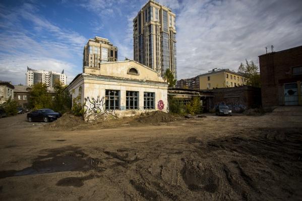 Здания, которые хотят снести, относятся к адресу Максима Горького, 10