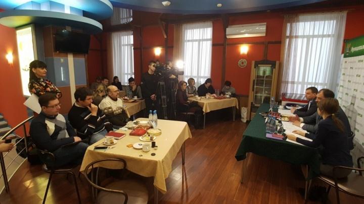 Чиновников Курганской администрации сократили на 10%, оптимизация продолжается