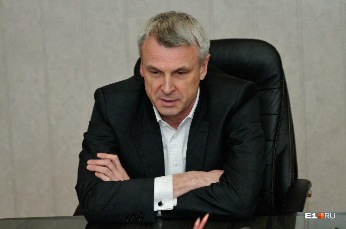 Сергей Носов уедет из Нижнего Тагила