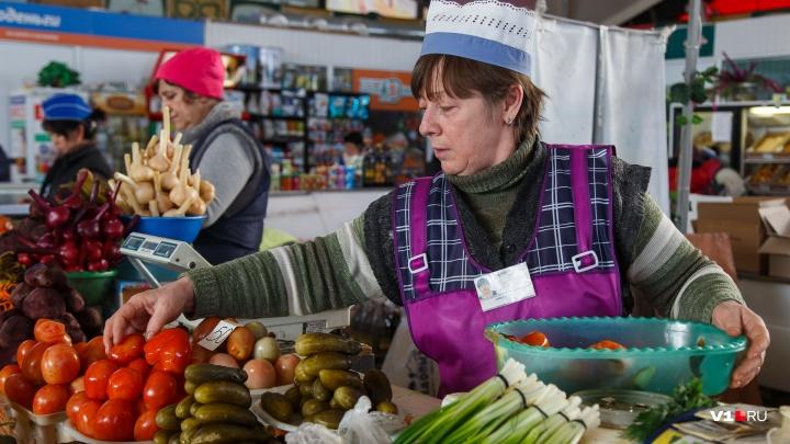 В Волгограде после Нового года подорожали продукты