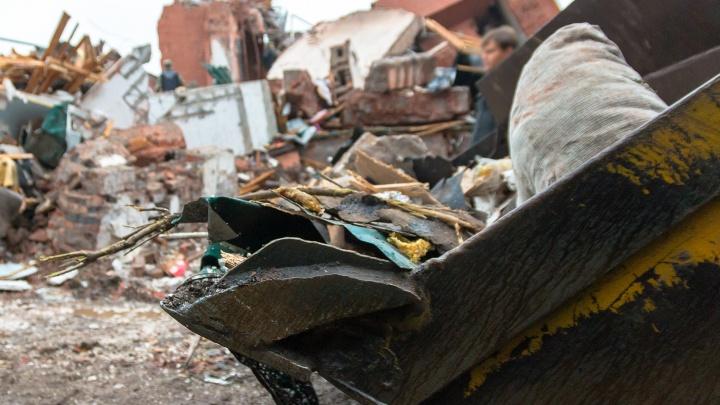 В Кировском районе Самары хотят снести торговый центр