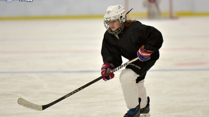 «Валидольные» игры: юные челябинки выиграли золото всероссийского турнира по хоккею