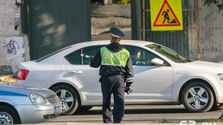 Для тех, кто виляет из ряда в ряд: самарским автомобилистам готовят новые штрафы