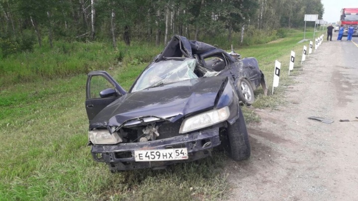 Неосторожный водитель «Тойоты» выехал на трассу под фуру: четверо погибли