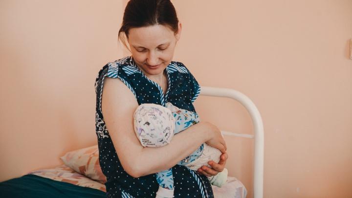 Изучаем перинатальный центр на Энергетиков (больше всего нас удивила шведская стенка для беременных)