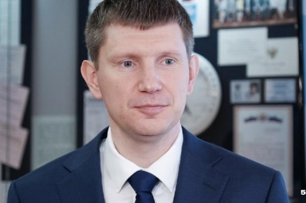 11 апреля Максим Решетников пообщается с пермяками в прямом эфире