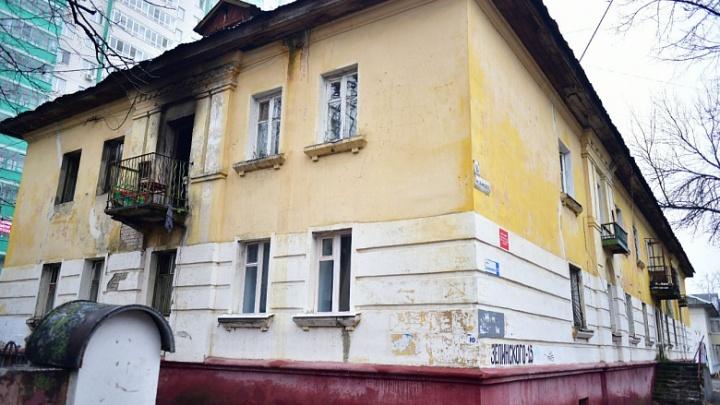 В мэрии рассказали, что будут делать со сгоревшим домом на Зелинского и как помогут эвакуированным