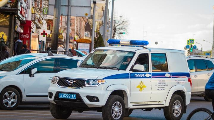 Футбольный фанат из Москвы пытался разгромить гостиницу в Ростове