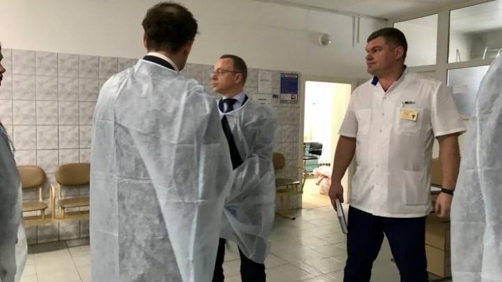 Сосудистый центр, где будут лечить пациентов с инсультами и инфарктами, появится в Новосибирске в этом году