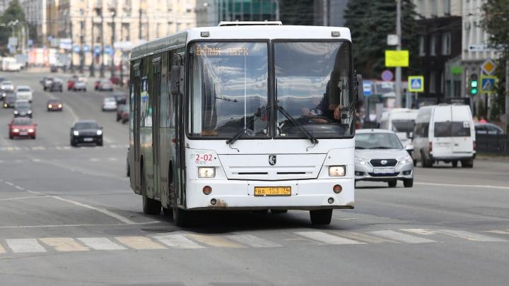 Выделенные полосы для челябинского транспорта сделают на главных проспектах города