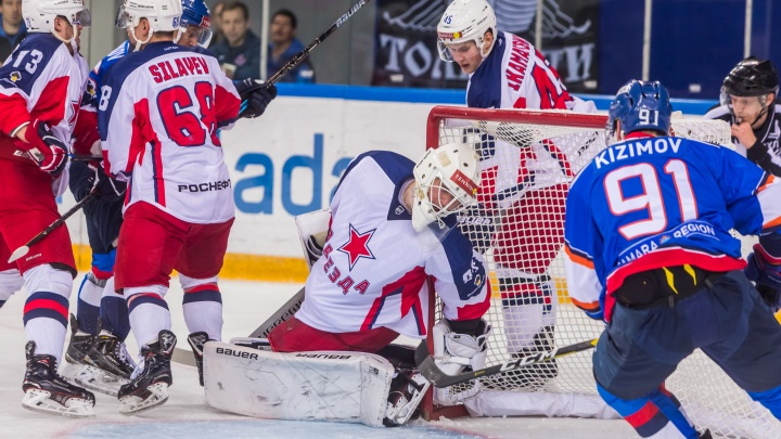 Итоги хоккейного вечера: «Лада» выиграла, ЦСК ВВС отдал победу в буллитах
