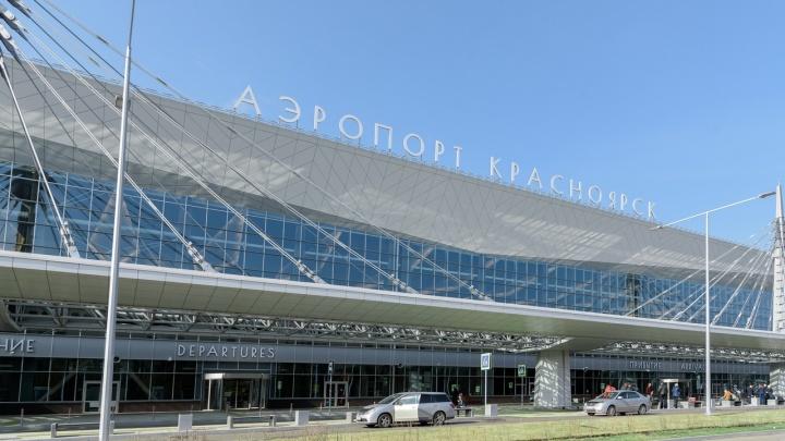 Самолет из Красноярска в Иркутск вылетел с часовой задержкой из-за перезагрузки системы