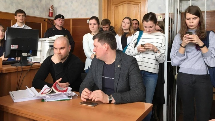 По делу Соколовского допросили секретного свидетеля с мультяшным голосом