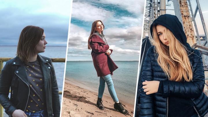 Девушка по городу шагает: 10 инстаграмов северянок, любящих прогуляться по весенним улицам