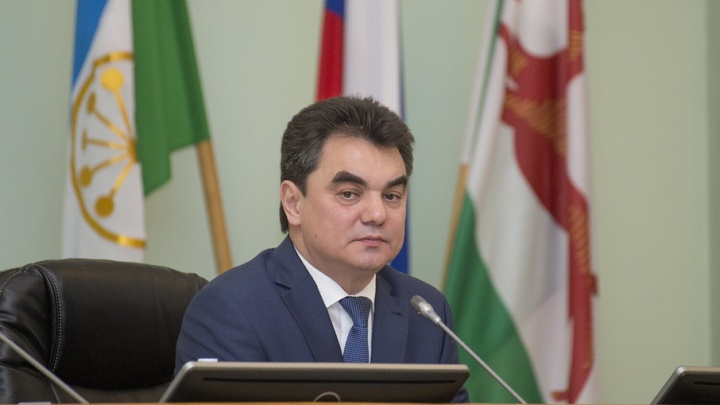 Ирек Ялалов поздравил уфимцев с тремя праздниками