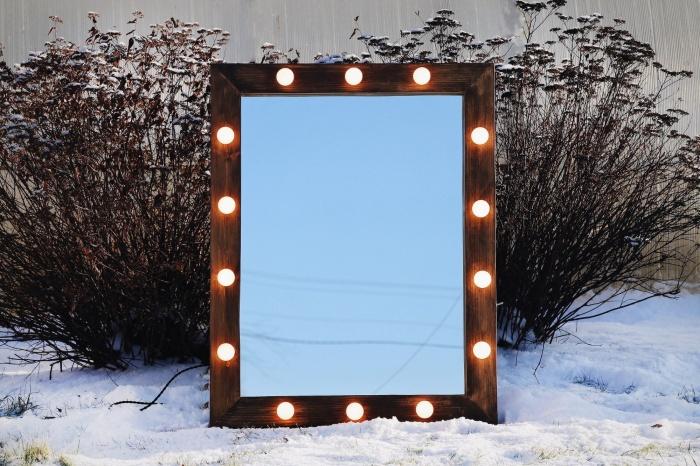 Себестоимость зеркал, признаётся новосибирец, невысокая