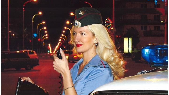 В Красноярске выбирают самую очаровательную сотрудницу полиции