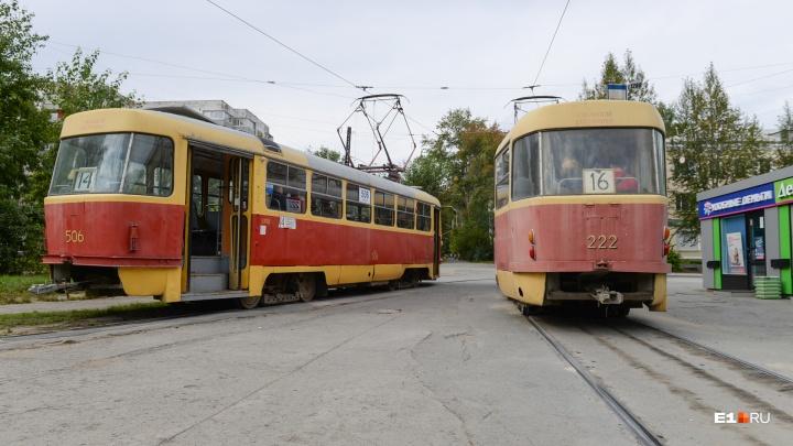 Из-за строительства новой трамвайной линии на два месяца закроют часть проспекта Космонавтов