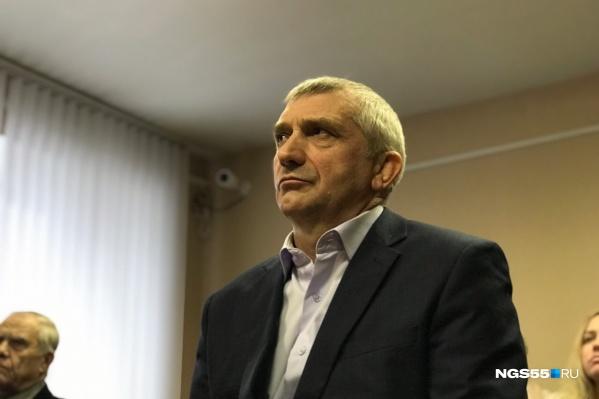 Владимир Витрук не признает своей вины