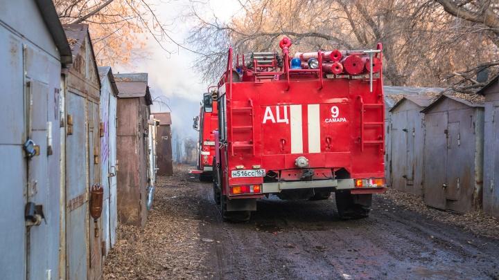 В Самаре на берегах рек построят три пожарных пирса