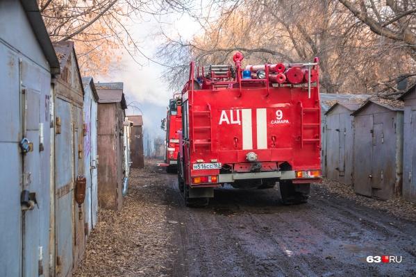 Сотрудники МЧС получат возможность набирать воду для тушения пожаров из рек