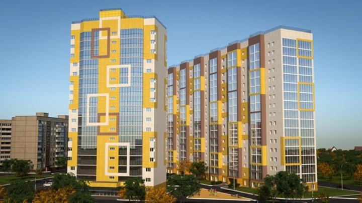 ГК «Союз» объявил о продаже квартир во второй высотке ЖК «На Герцена»