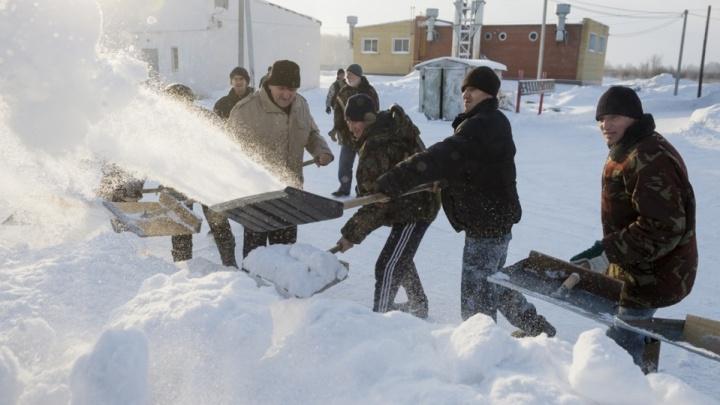 Омский психоневрологический интернат ищет подрядчика для строительства нового корпуса
