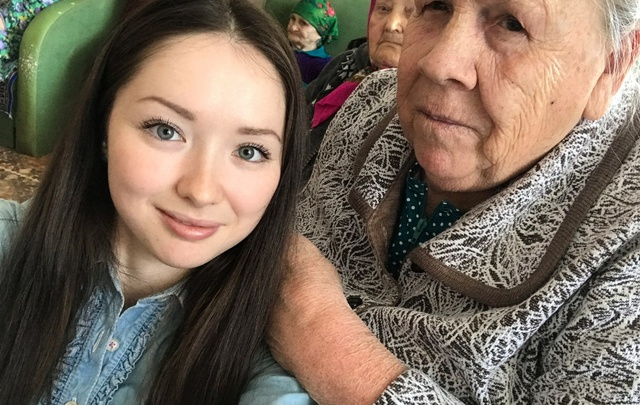 Вторая вице-мисс Россия вновь занялась благотворительностью