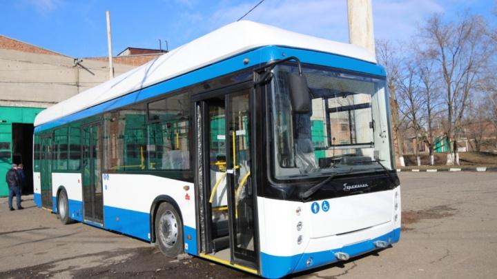 В Ростове сорвалась поставка 20 новых троллейбусов
