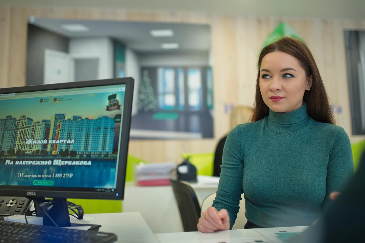 Дарья мечтает о собственной квартире. «Сказы Бажова на набережной Щербакова» ее очень заинтересовали
