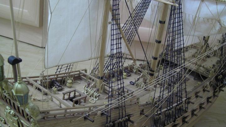 В Ростове продают модель корабля за четверть миллиона рублей