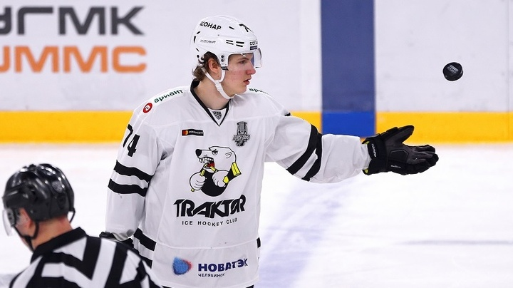 Главное — права СКА не продать: Виталий Кравцов договорился о контракте с клубом НХЛ