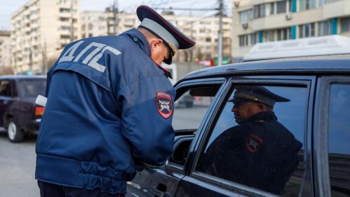 Волжанин получил пять суток ареста из-за своей тонированной «Приоры»