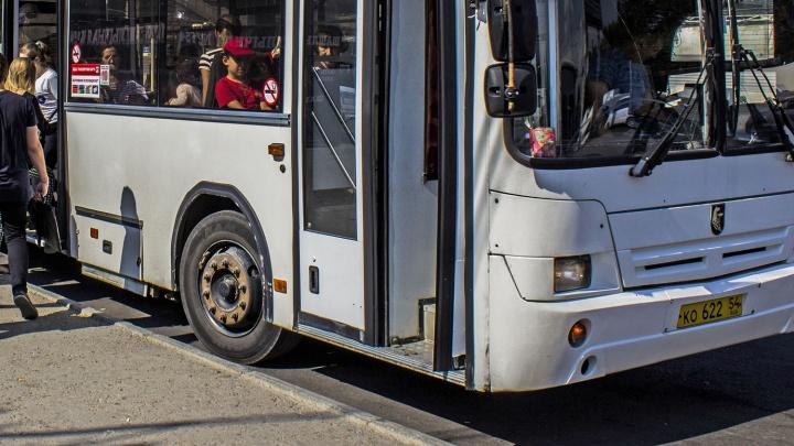 До вокзала Новосибирск-Главный запускают новый автобусный маршрут