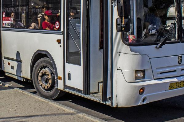 Новый автобусный маршрут соединит Железнодорожный и Заельцовский районы