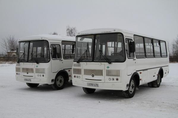 На 25-м маршруте в Рыбинске будут ездить два новеньких пазика