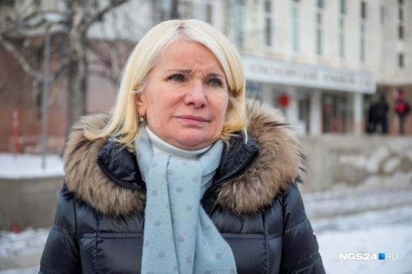 Татьяна Давыденко намерена и дальше добиваться справедливости