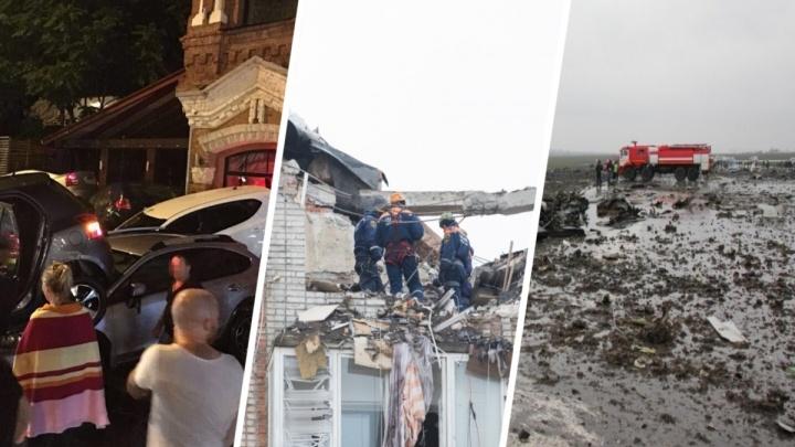 Футбол, кино, взрывы и пожары: с чем были связаны главные события уходящего десятилетия на Дону